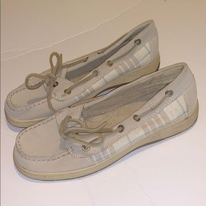 croft & barrow Shoes - Croft barrow boat shoes plaid